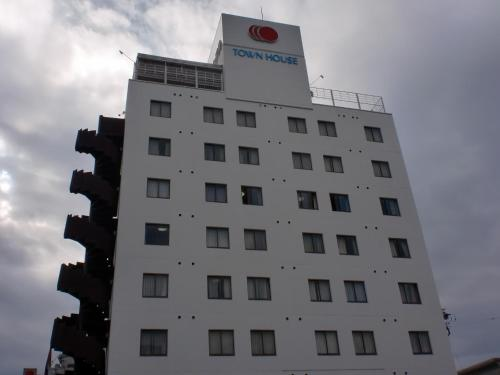 津山中心市政廳酒店 Tsuyama Central Hotel Townhouse