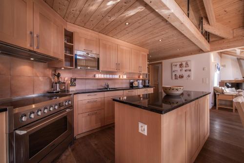Chalet Aquila 8 Penthouse - Apartment - Wengen