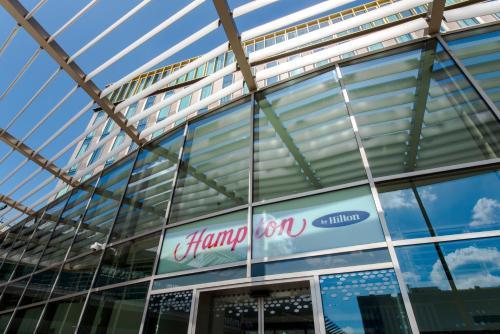 Hampton By Hilton Amsterdam Arena Boulevard photo 25