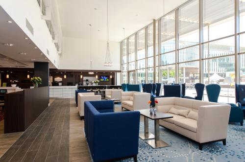 Hampton By Hilton Amsterdam Arena Boulevard in Amsterdam
