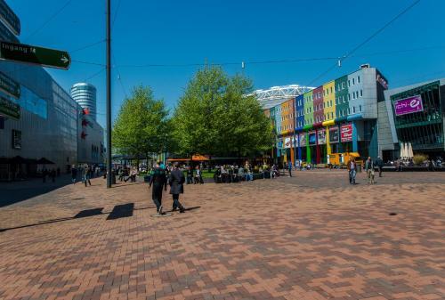 Hampton By Hilton Amsterdam Arena Boulevard photo 44