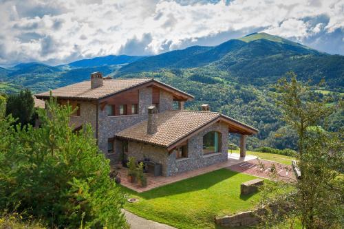 Serrat del Vent - Accommodation - Ribes de Freser