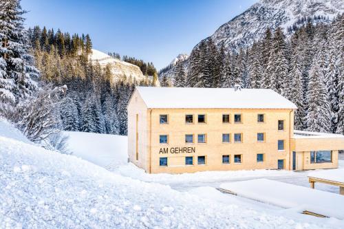 Am Gehren - Arlberg Appartements Warth