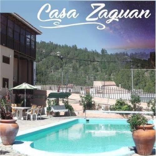 Casa Zaguan