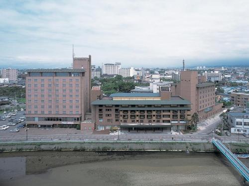 湯之川觀光祥苑酒店 Yunokawa Kanko Hotel Shoen