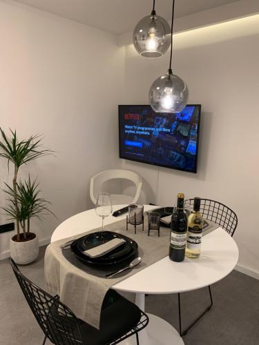 Design Loft Apartment Vermeer, Pension in Delft