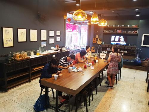 CLOUD on Saladaeng Silom Hostel Bangkok photo 71