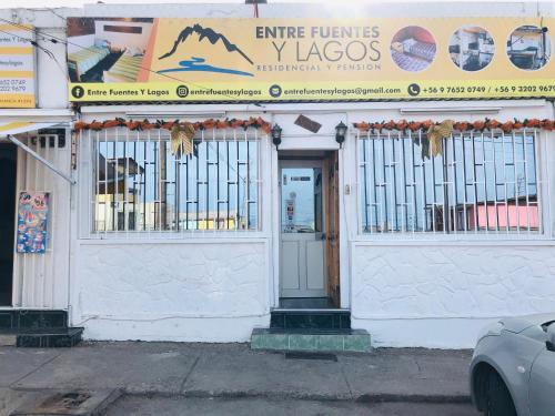Entre Fuentes Y Lagos