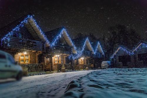 Cottage Hata Zustrich - Accommodation - Bukovel