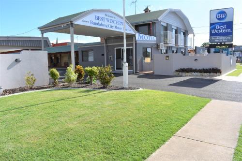 . Best Western Bundaberg City Motor Inn