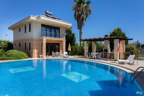 Antalya oscar luxury villas fiyat