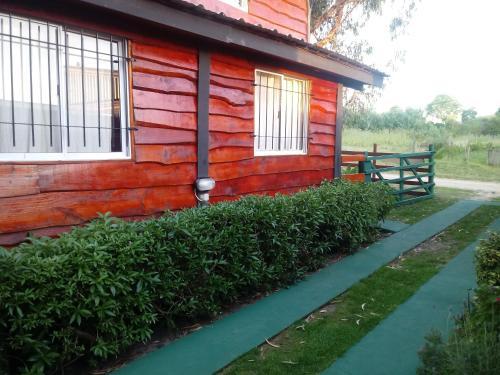 Фото отеля Cabanas Estrellas Doradas