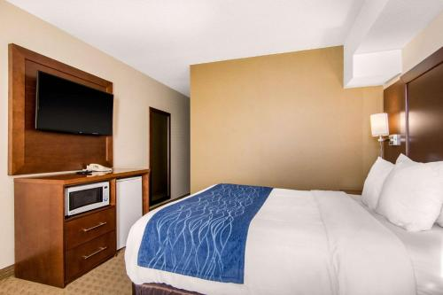 Comfort Inn & Suites Medicine Hat - Medicine Hat, AB T1B 4E9