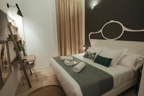 Doppelzimmer Hotel Boutique Alicante Palacete S.XVII Adults Only 2