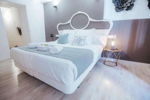 Habitación cuádruple Hotel Boutique Alicante Palacete S.XVII Adults Only 2