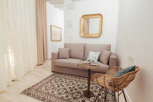 Habitación cuádruple Hotel Boutique Alicante Palacete S.XVII Adults Only 3