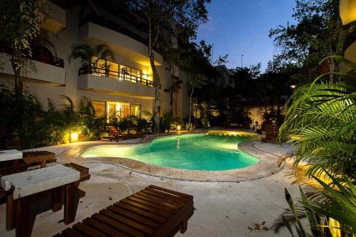 Agua De Mar Luxury Apartments By IMexico