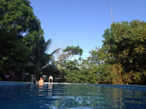 El Colombre, Palenque