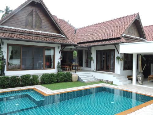 Tropical Garden Villa Baan Boo. Tropical Garden Villa Baan Boo.