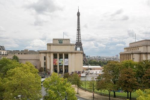 Best Western Au Trocadéro photo 44