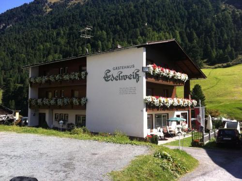 Gästehaus Edelweiss Vent