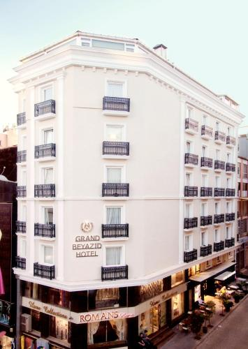 Istanbul Grand Beyazit Hotel yol tarifi