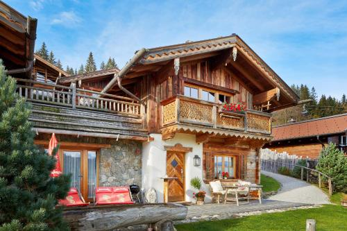 Almdorf Flachau - Chalet