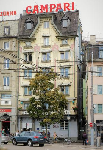 Limmathof, Pension in Zürich