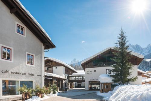 Zin Senfter Residence Vierschach bei Innichen