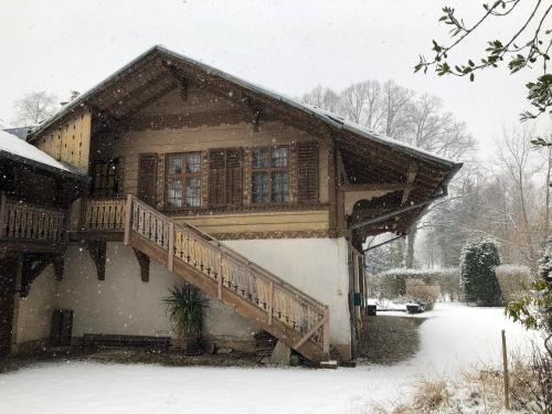 Accommodation in Husseren-Wesserling