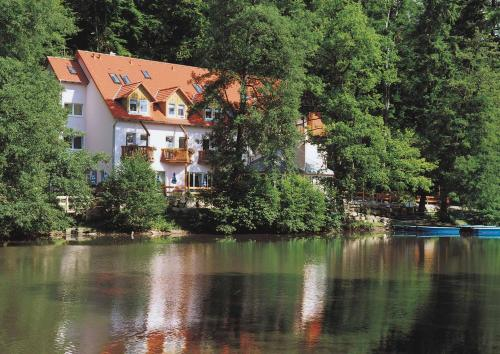 . Hotel Haus am See