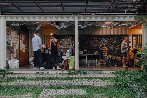 The Yard Hostel photo 82