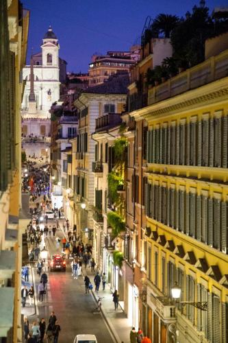 The Inn at the Spanish Steps-Small Luxury Hotels photo 171