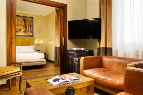 Suite con acceso al spa (Suite with Spa Access)