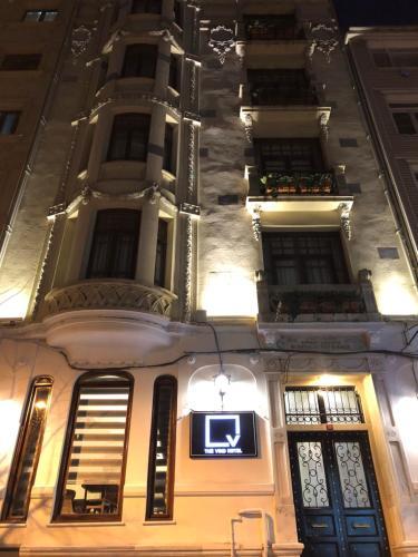 Istanbul The Void Hotel rezervasyon