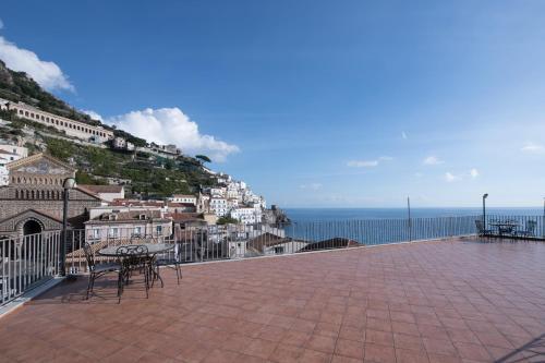 Amalfitano Apartments, Pension in Amalfi