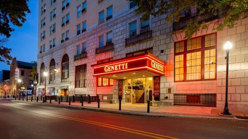 Genetti Hotel, SureStay Collection by Best Western - Williamsport