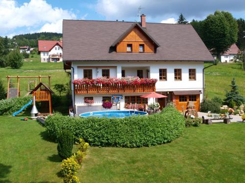 Accommodation in Paseky nad Jizerou