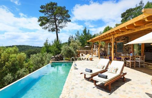Kuyucak Gebze Villa Sleeps 2 Pool Air Con WiFi yol tarifi