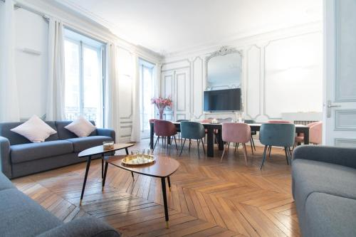 Dreamyflat - Champs Élysées - Hôtel - Paris