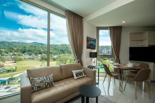 Oceana: Modern 1 bedroom seaview Oceana: Modern 1 bedroom seaview