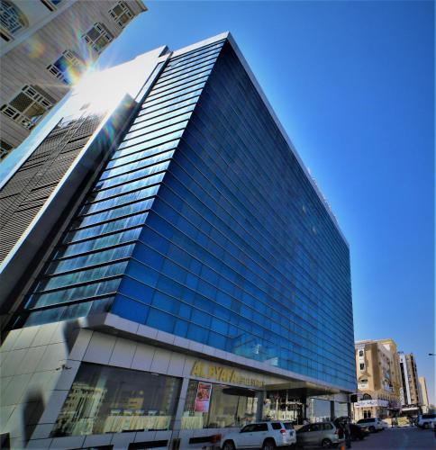. Al Dyafa Hotel Suites