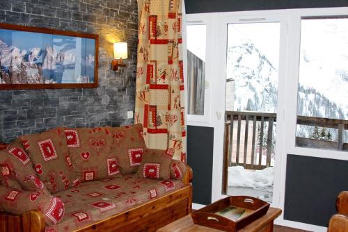 Epicea Avoriaz, de luxe flat, 4th floor, 8/10 ppl Avoriaz