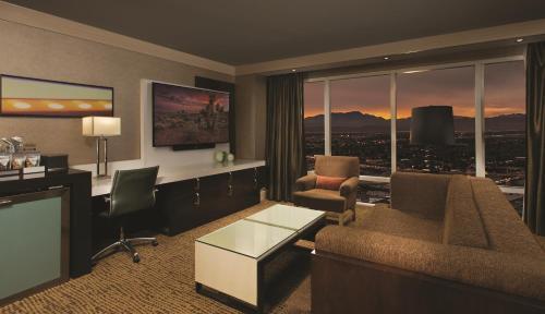 3400 Las Vegas Boulevard South, Las Vegas, Nevada, 89109, United States.