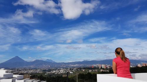 Casa Barrios, vista la ciudad, a 25min de Z.10 room Valokuvat