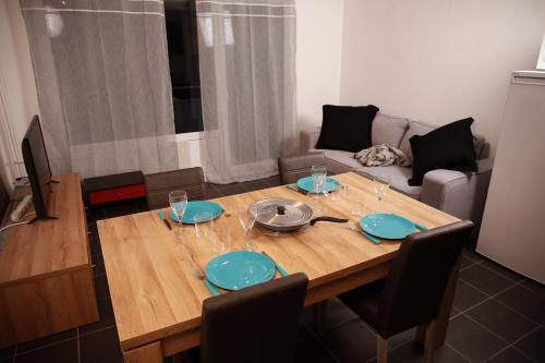 L'accueillant - Apartment - Saint-Julien-en-Genevois