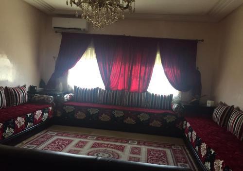 Dar Jabrane very good apartment in fes istabas fotogrāfijas