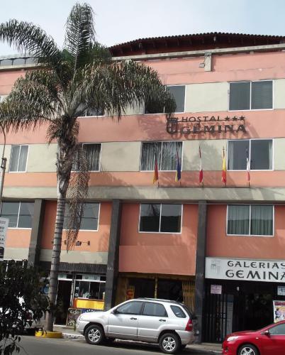 Hotel Hostal Gemina