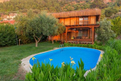 Faralya Pure Life Organic Villa tek gece fiyat