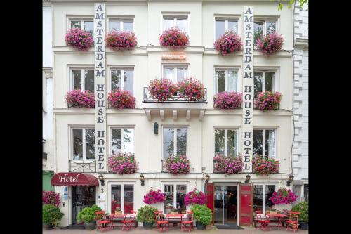 Amsterdam House Hotel Eureka impression